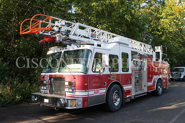 Lancaster Fire Department - TX