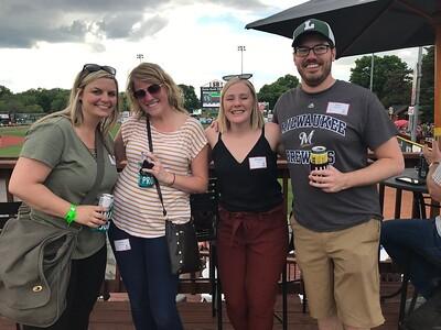 2019 UWL Alumni Loggers Baseball Game