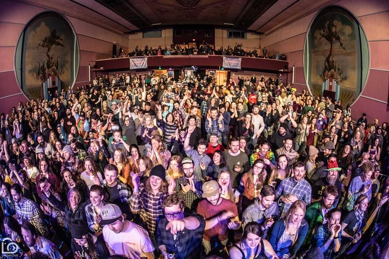 Photo by John-Ryan Lockman © WinterWonderGrass Festival All Rights Rerserved 2018