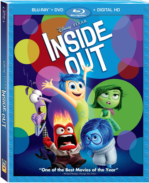 Get emotional! INSIDE OUT coming home this fall