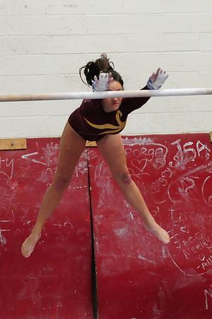 Gymnastics meet 4-20-11
