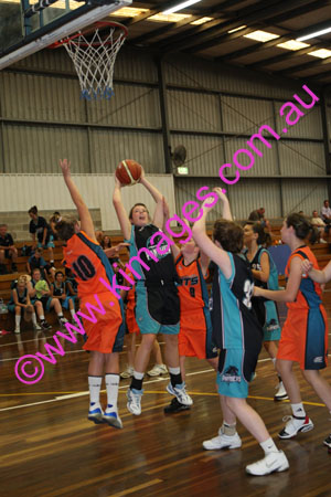 Penrith Vs Hawkesbury U16 W2 16-3-08