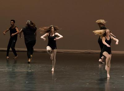 February 2016 Dance performance
