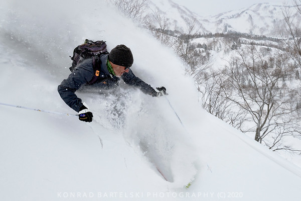 Touring around Hakuba