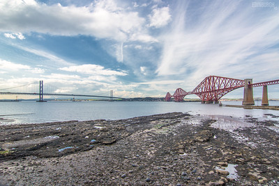 Forth Bridges & South Queensferry
