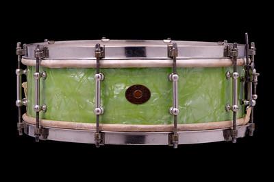 Ludwig & Ludwig Emerald Green Pearl