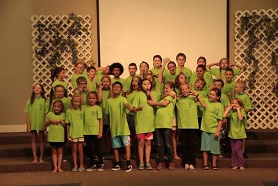 Choir Camp 2015