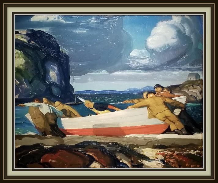2018-02-11 New Britain Museum V(14) Maine Boatmen