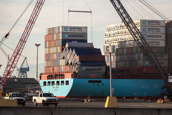 Shipping Oops - Arnold Maersk