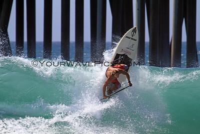 US SUP Tour Practice @ HB Pier 9/11/14