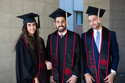 Montaha's Graduation sized for social media