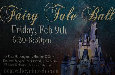 Fairy Tale Ball Bear Valley Community Church