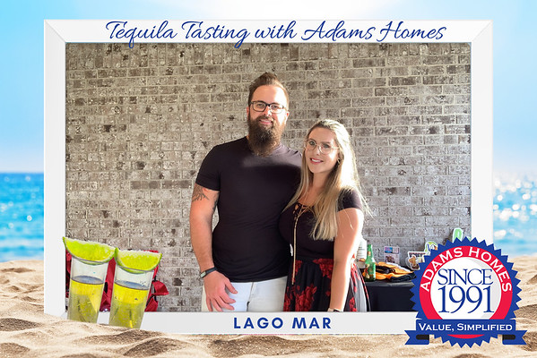 Tequila Tasting with Adams Homes