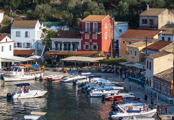Laggos, Island of Paxos (Paxi), Greece
