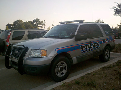 Federal Police Vehicles