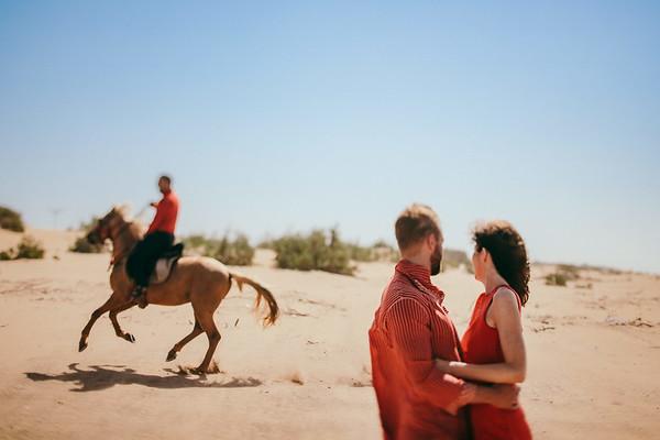 Heather + Matt - Essaouira, Morocco