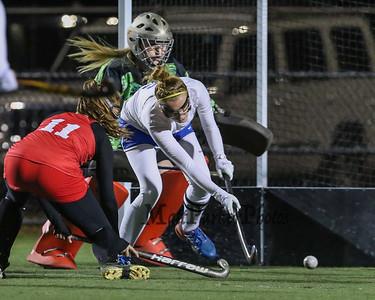 2016-10-25 WHS Girls Field Hockey vs Pinkerton Semifinals