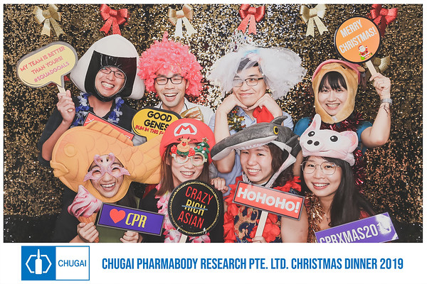 Chugai Pharmabody Research Ptd Ltd's Christmas Dinner 2019