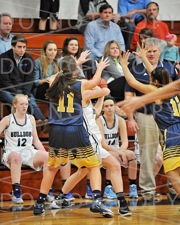 WCA Varsity Girls Basketball 2017