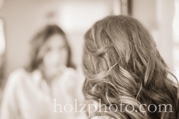Leah & Chip Creative Wedding Photos