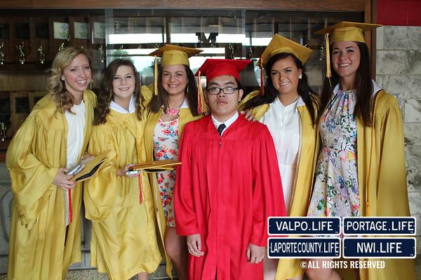 Andrean High School Graduation 2015