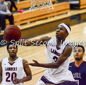 Playoff 1-Lambert Boys vs Mill Creek