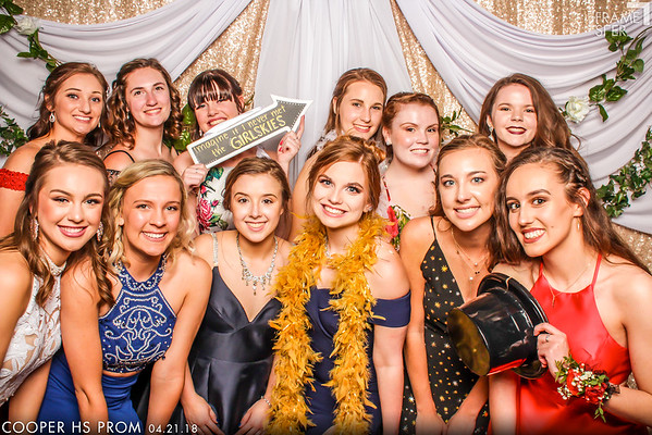 Cooper HS Prom Cincinnati 2018