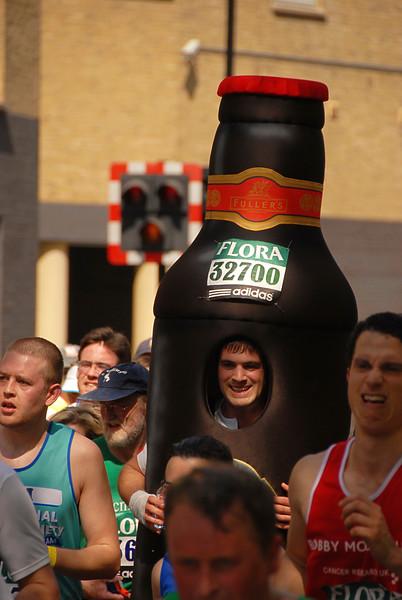 London Marathon - 2007