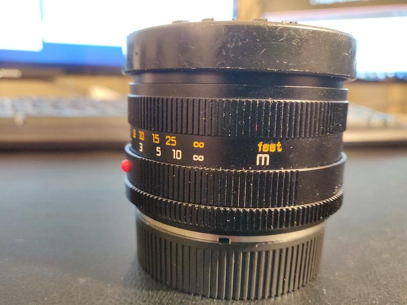 Leica R Summicron 50 mm 2.0 II - Serial 3567885 002.jpg