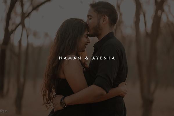 Naman & Ayesha