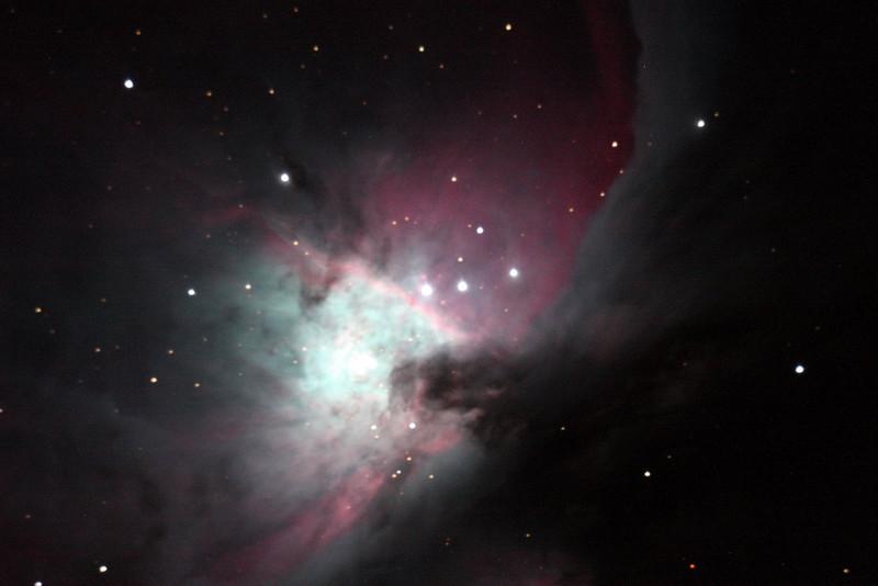 "M42 - 71sec, 14"" LX200 - Not my scope unfortunately  :-)"