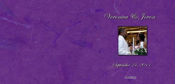 Veronica & Jovon's PhotoBook