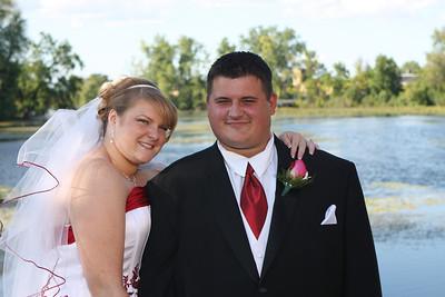 Linsay and Matt