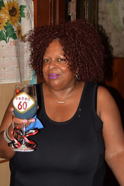 Pat Coleman's 60th