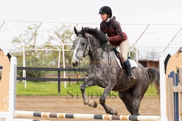 Unknown rider D