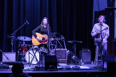 Spire Center 4th Anniversary Act 1- Lisa Bastoni w/ Sean Staples  4/13/18