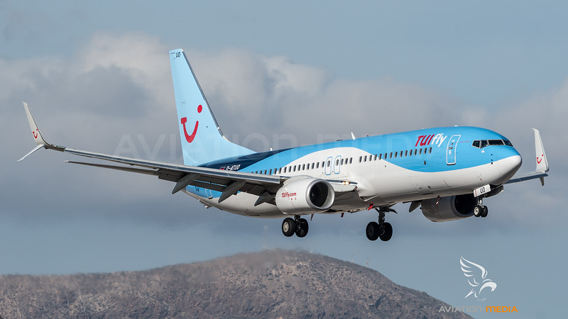 Tuifly / Boeing B737-8K2 / D-ATUO
