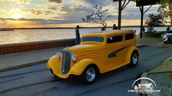 Cruising the Dock Erie PA 9-18-2020