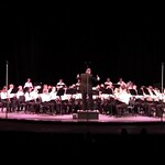 CSMS Band UIL Concert Contest @ CSHS 04/16/2015