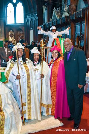 Consecration of Bishop Wanda Brown Sirleaf and Bishop Rose Brown Bickel 9/22/19
