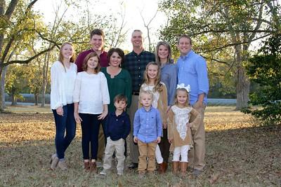 Kristy, Misty & Family