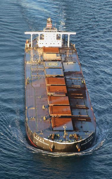 Port Hedland shipping