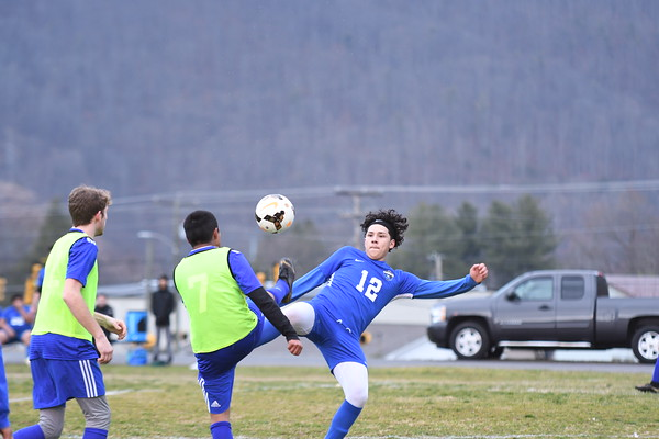 UCHS Blue Devil Soccer vs Hampton - March 2020