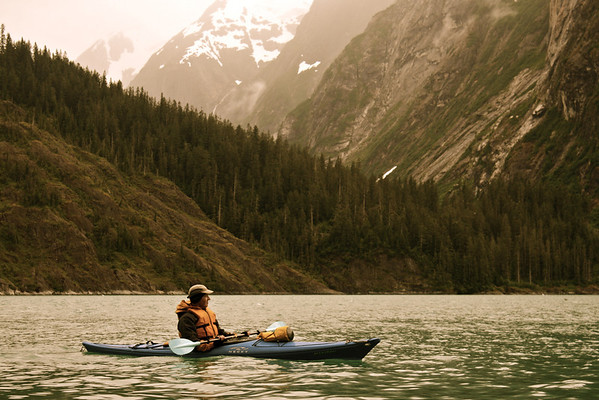 SE Alaska Scenery