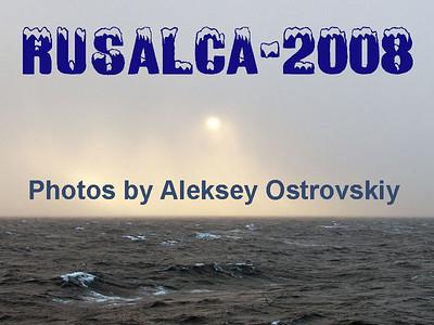 RUSALCA 2008 Ostrovskiy Photos