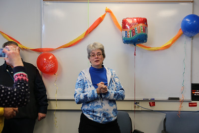 Carol Ufford's Retirement Party - January 29, 2016