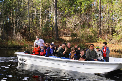 2014 Swamp Camping