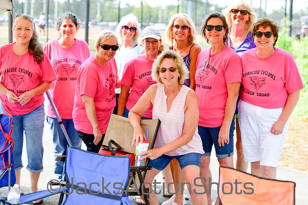 Babes Fans & Umpires - 2019 Eastern Nationals Championships