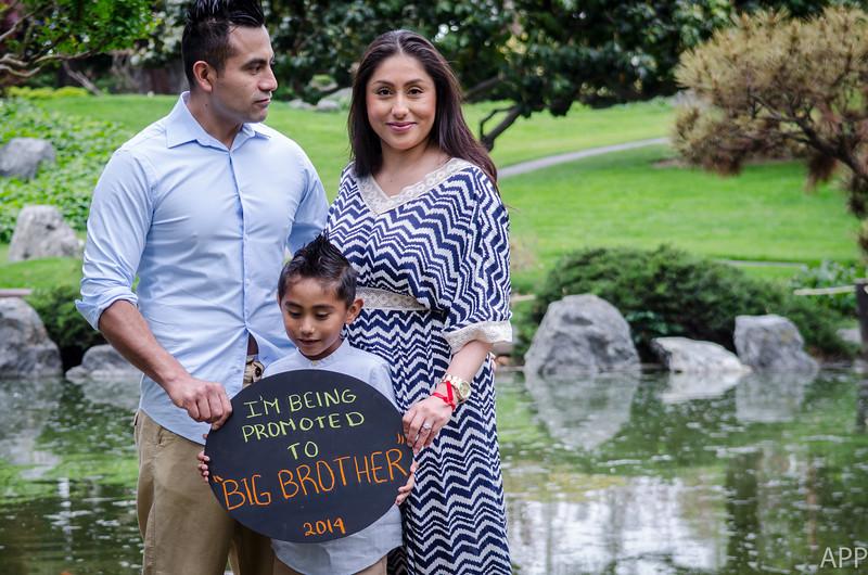 Nunez Family Annoucement