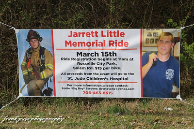 Roughnecks/Jarrett Little Benefit Ride 03/15/14